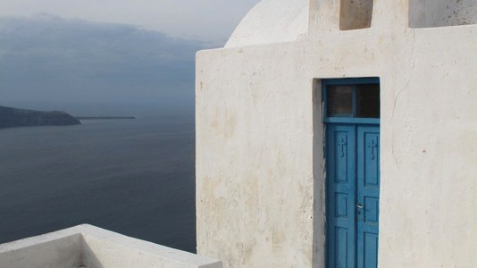 Cycladic Church (Photo Post)