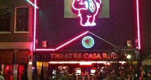 Theatre Casa Rosso in Amsterdam