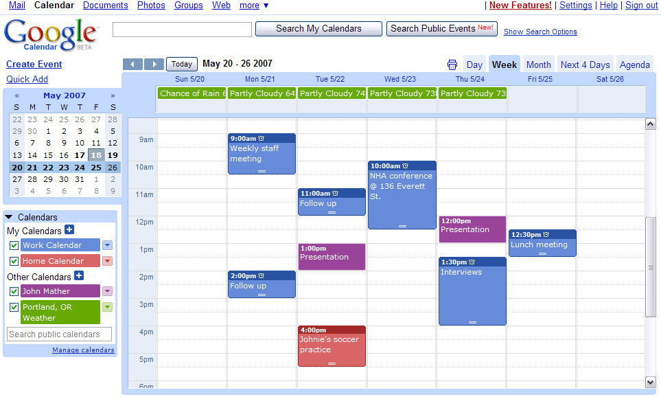 Online Calendar For Multiple Users The Vacation Calendar Online Calendar To Manage Your Google Calendar Learningworks For Kids