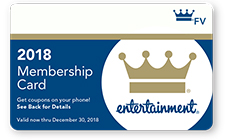 Entertainment® Membership Card