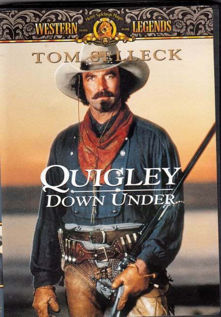 Quigley Down Under Book