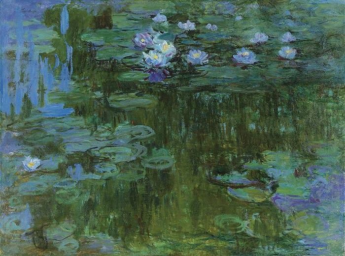 10 Most Famous Paintings by Claude Monet Learnodo Newtonic