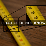 The Practice Of Not Knowing: A Third Method Of Foreign Language Learning