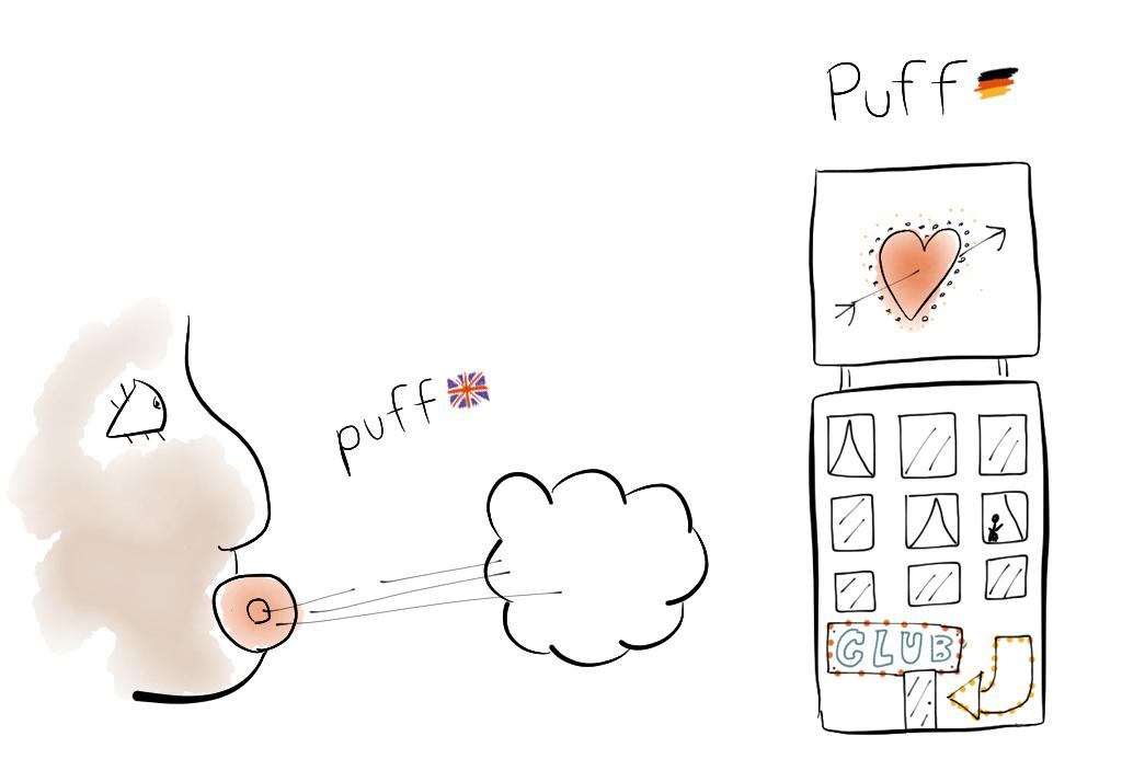 German-Puff
