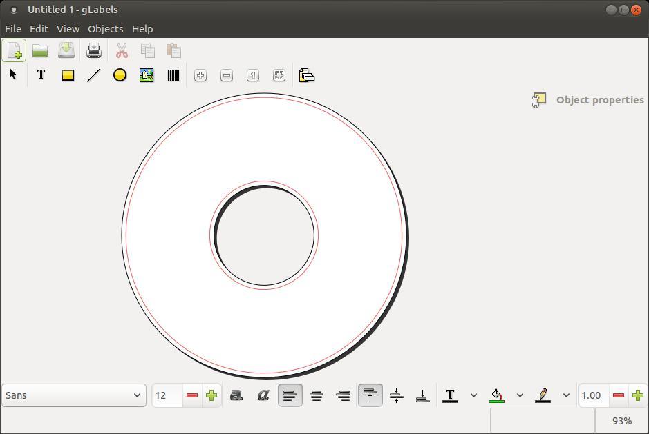 CD  DVD Labels - Learn Ubuntu MATE