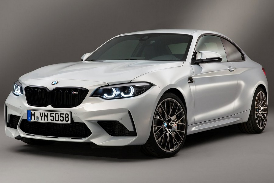 M2 Leasing Bmw M2 Coupe Competition Dct - Lease Not Buy
