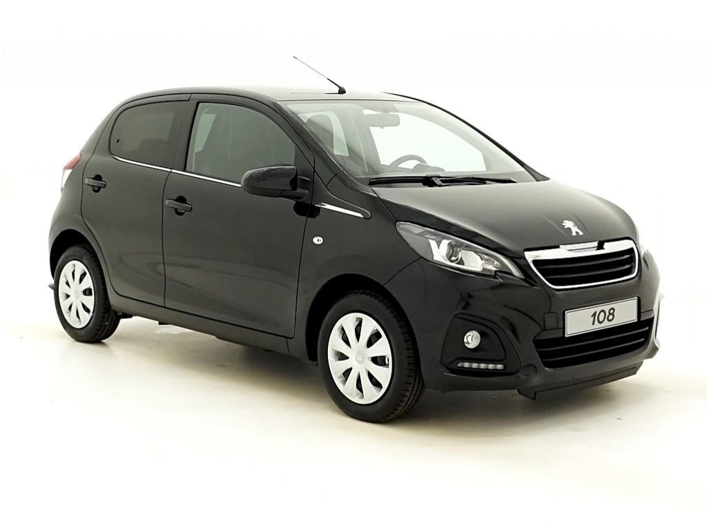 Private Lease Automaat Peugeot 108 Automaat Occasion Lease Leaseroute 6