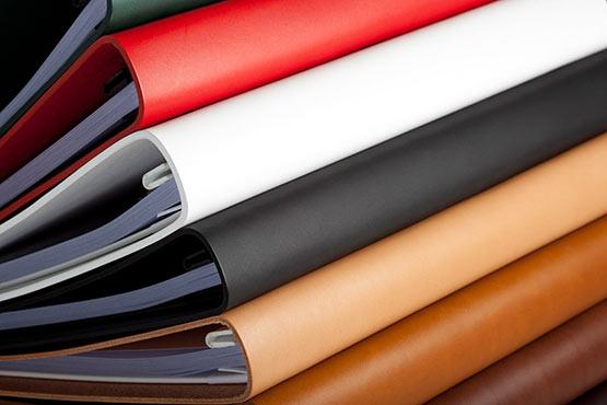 quality presentation leather portfolios