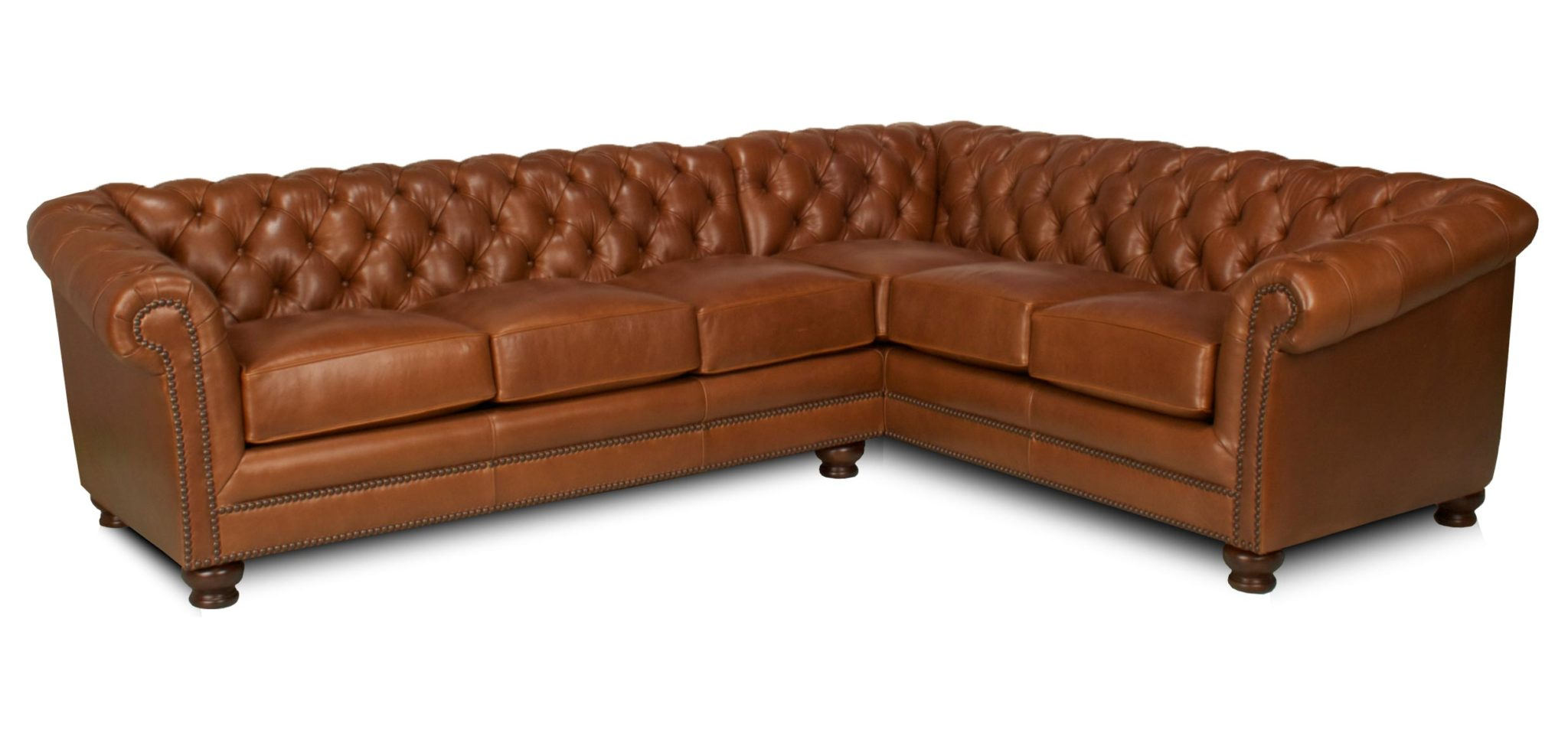 Chesterfield Sofa Chesterfield Leather Sectional