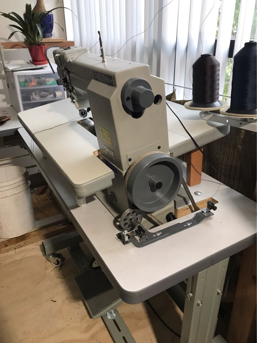 Post Bed Power Roller Foot New And Refurbished To Like
