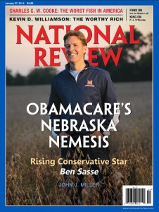 National Review Jan 2014 Cover
