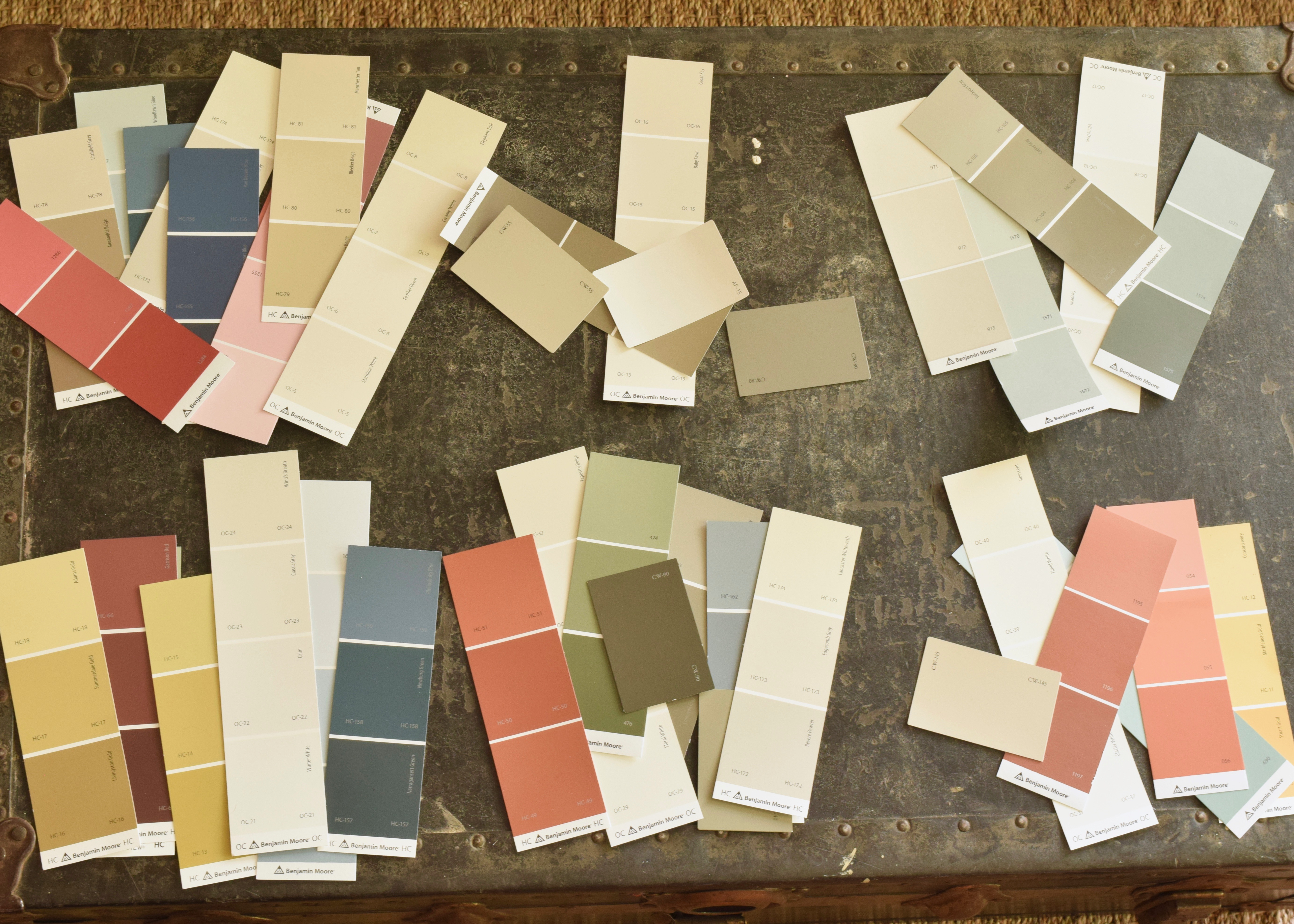 6 No Fail Whole House Paint Color Palettes Land Of Laurel