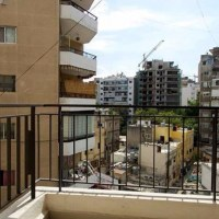 Room with private bathroom and balcony for rent in Ashrafieh
