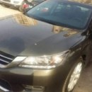 Honda Accord, Touring Sedan, Model 2013