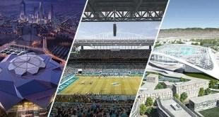 Atlanta, Miami et LA, hôtes du Super Bowl 53, 54 et 55