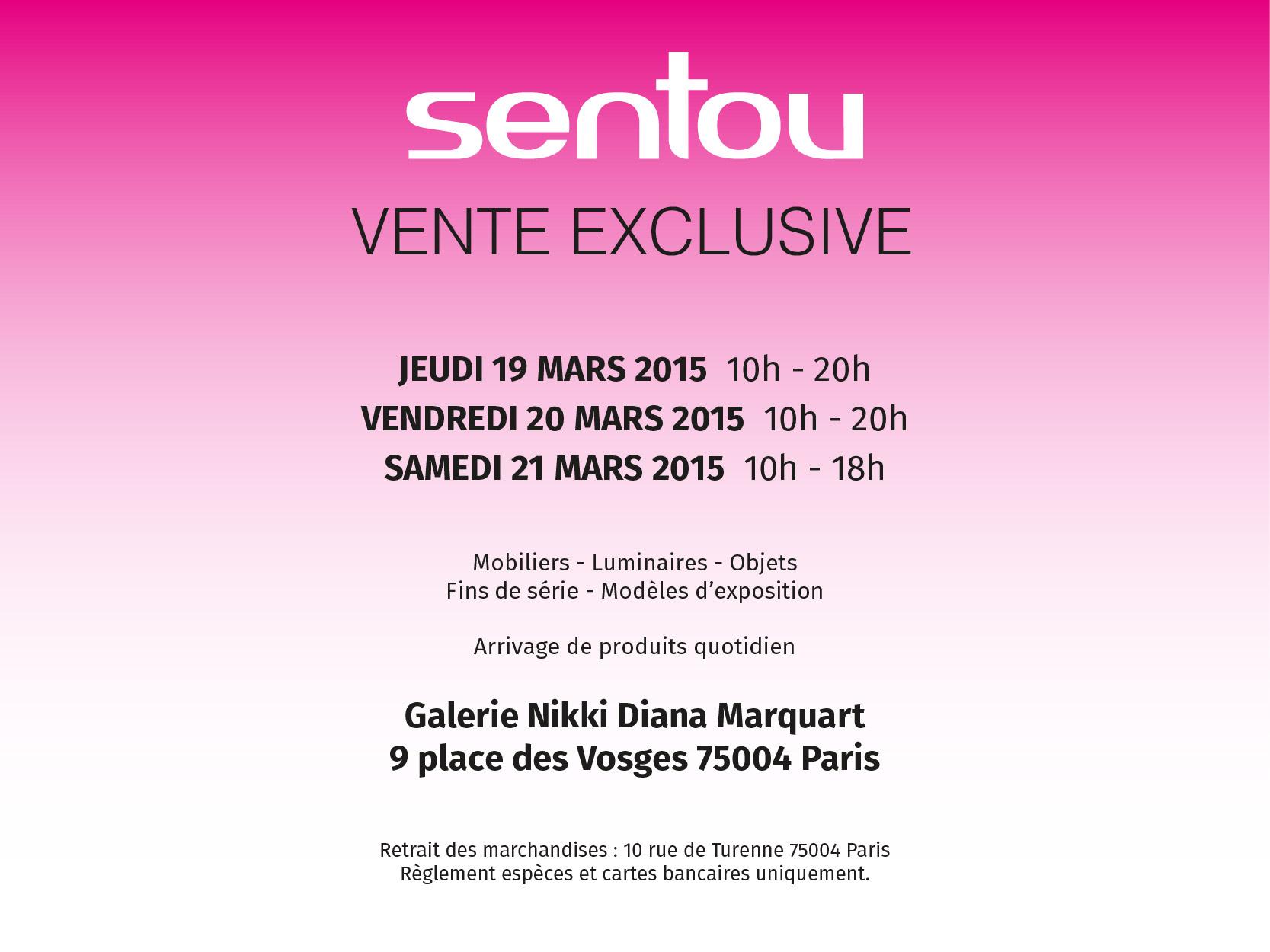 Soldes Canapé Sentou | Mobilier Design Occasion