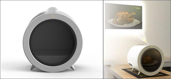proinjector micro onde et vid oprojecteur le blog des. Black Bedroom Furniture Sets. Home Design Ideas