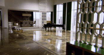 appartement Christian Grey