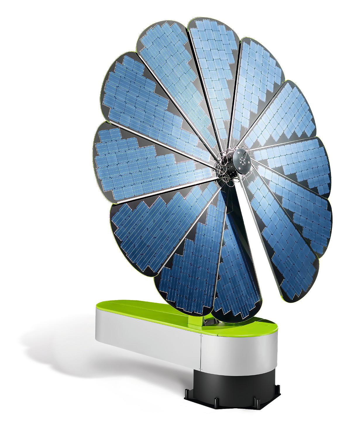 smartflower quand le solaire devient tendance le blog des tendances. Black Bedroom Furniture Sets. Home Design Ideas