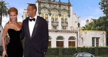 maison de Beyoncé et Jay Z