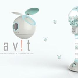 Navit distributeur automatique drones