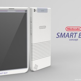 smart boy smartphone nintendo android