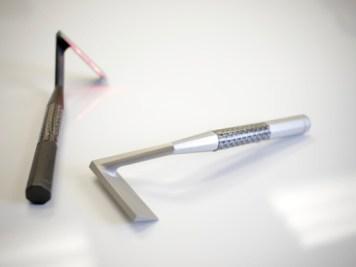 Skarp rasoir laser