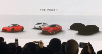 crossover Tesla model 3 model y