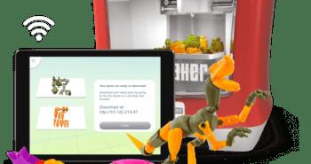 Mattel ThingMaker imprimante 3D jouet