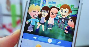 Miitomo premier jeu smartphone Nintendo