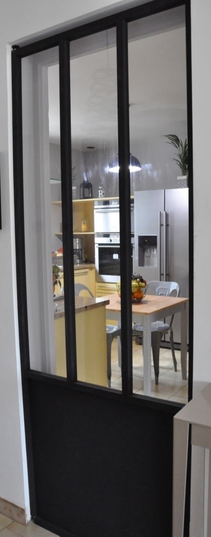 Ma cuisine style atelier d 39 artiste for Cuisine style atelier industriel