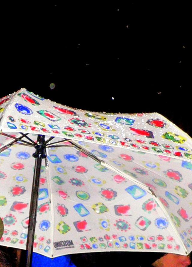 parapluie moshino
