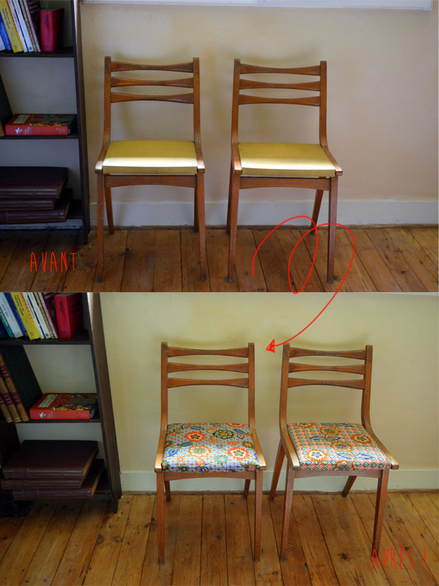 chaises 1