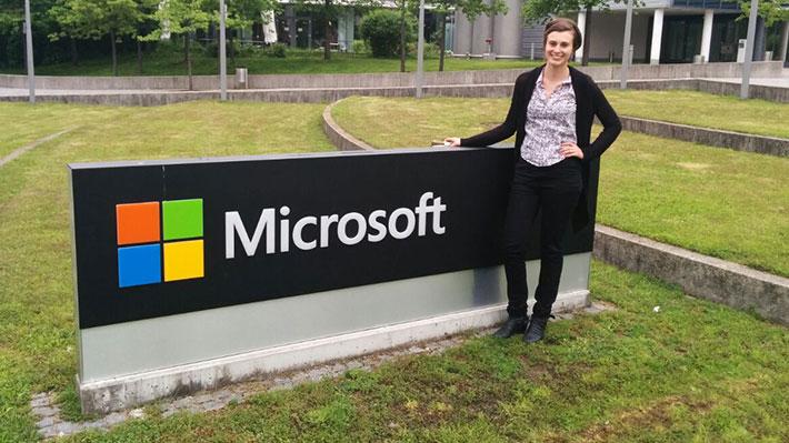 Student Lands Internship at Microsoft\u0027s German Headquarters Drexel - interning at microsoft