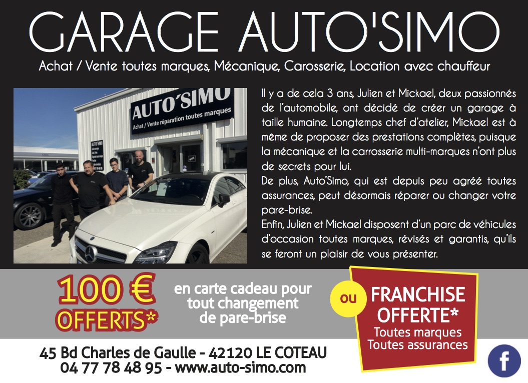 Assurance Garage Location Garage Auto Simo Le Bruit Qui Court En Roannais