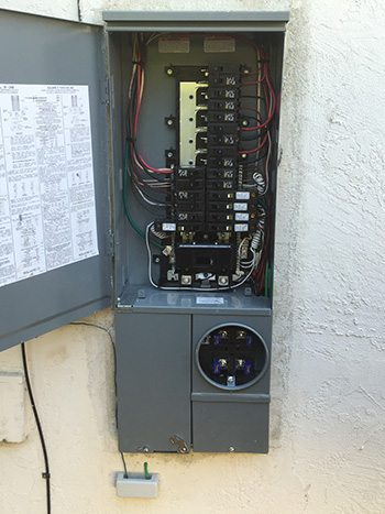 Residential Fuse Boxes Electronic Schematics collections
