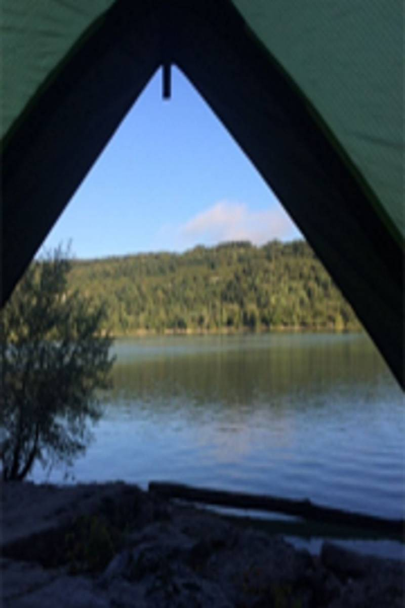 Creer Une Douche Camping Sauvage - Maisod - Jura, France Par Sweety55