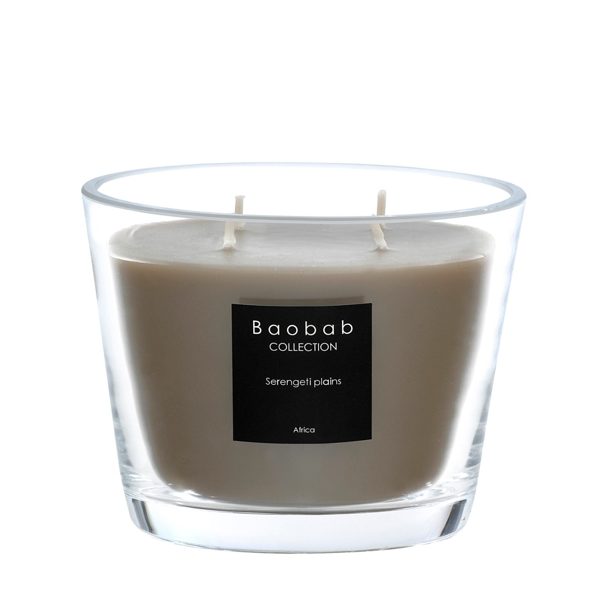 Bougie Baobab Paris Bougie Serengeti Plains De Baobab Collection 4 Tailles