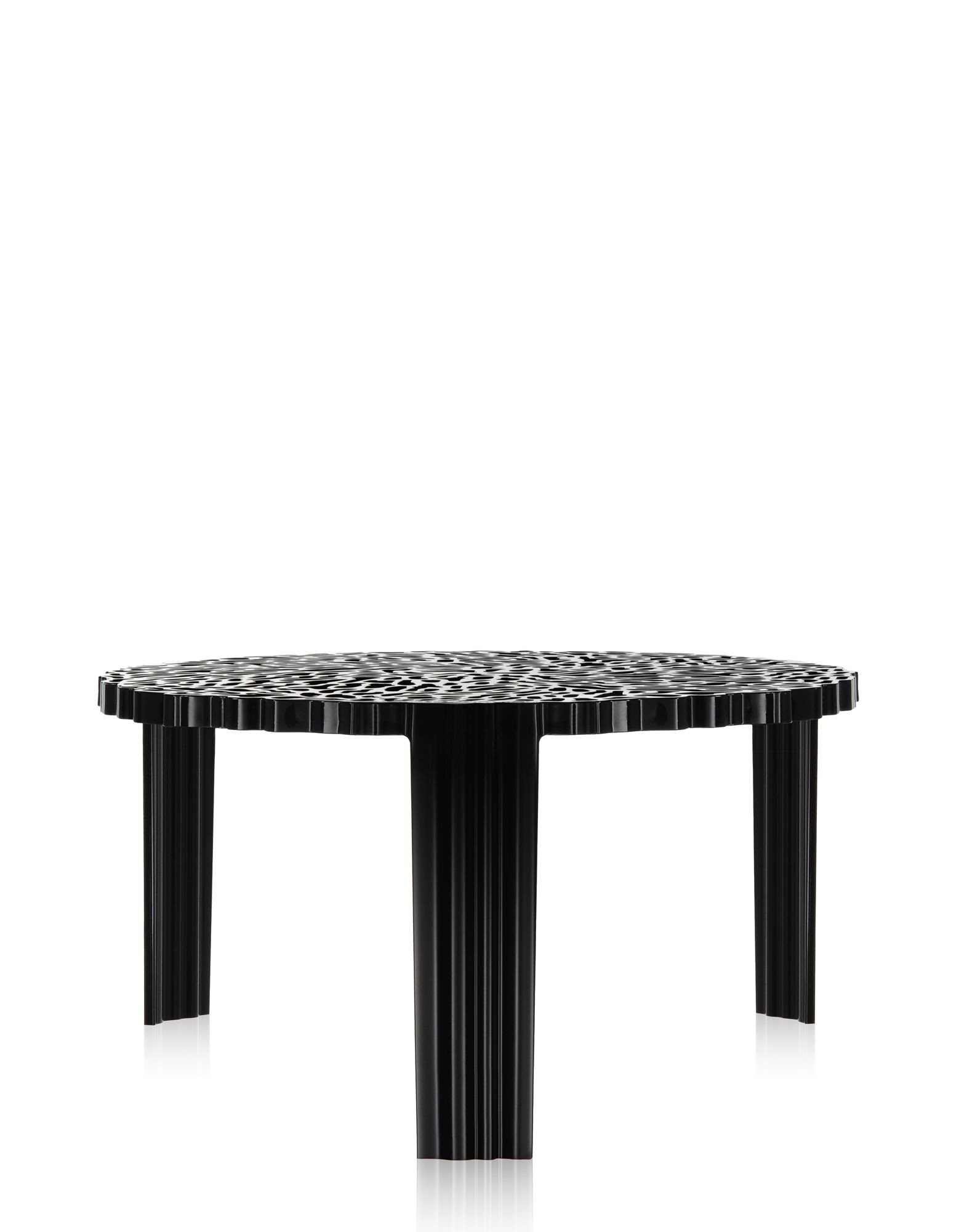 Taille Table Basse Table Basse T Table De Kartell 3 Tailles 4 Coloris