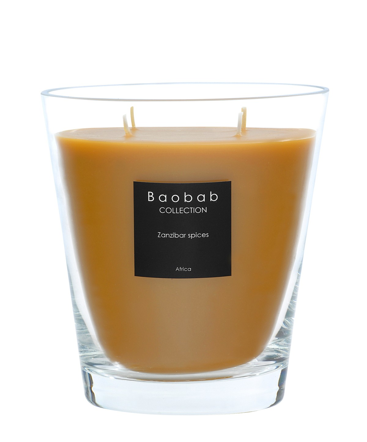 Bougie Baobab Paris Bougie Max 16 Zanzibar Spices De Baobab Collection