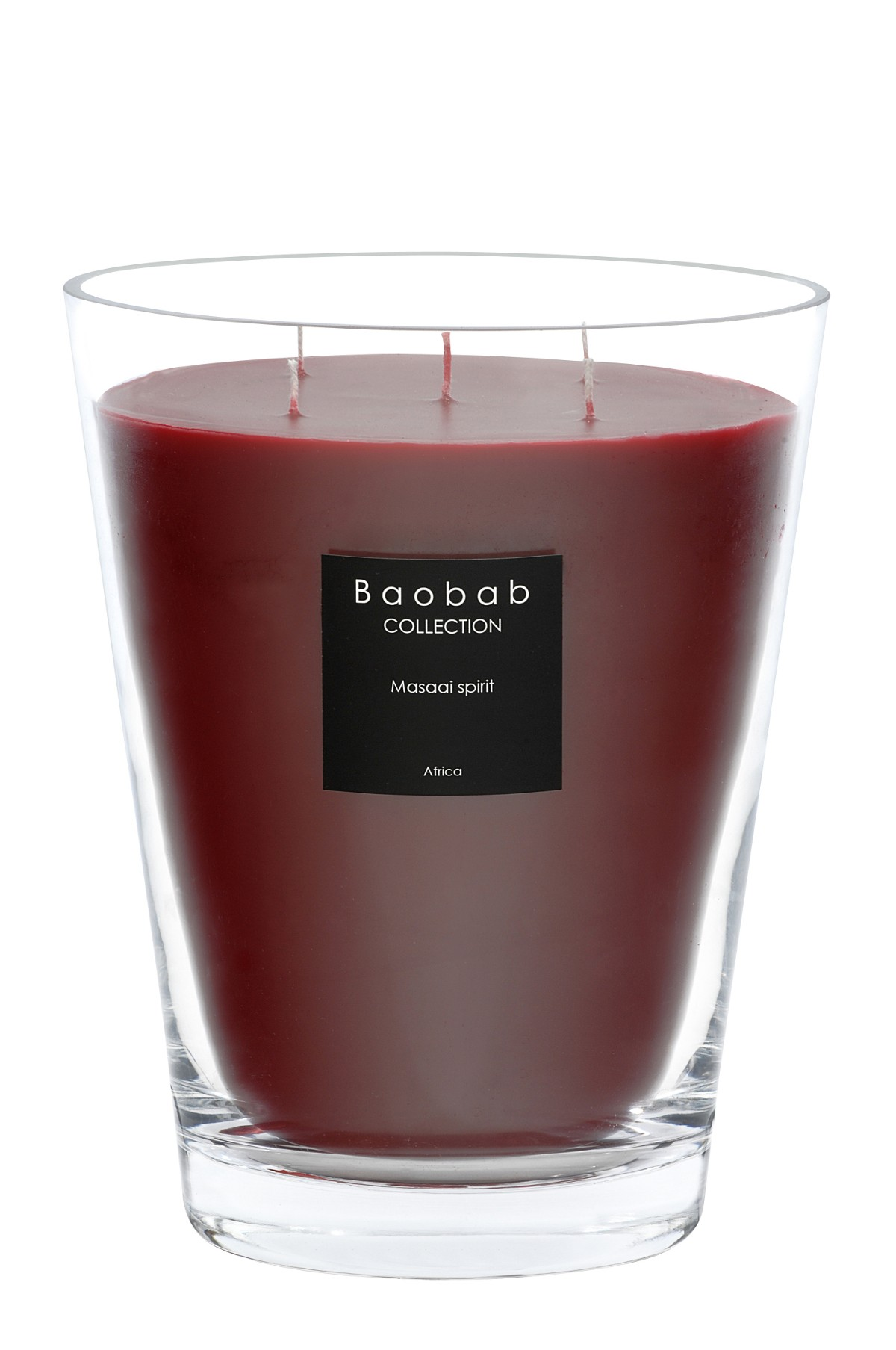 Bougie Baobab Paris Bougie Max 24 Masaai Spirit De Baobab Collection
