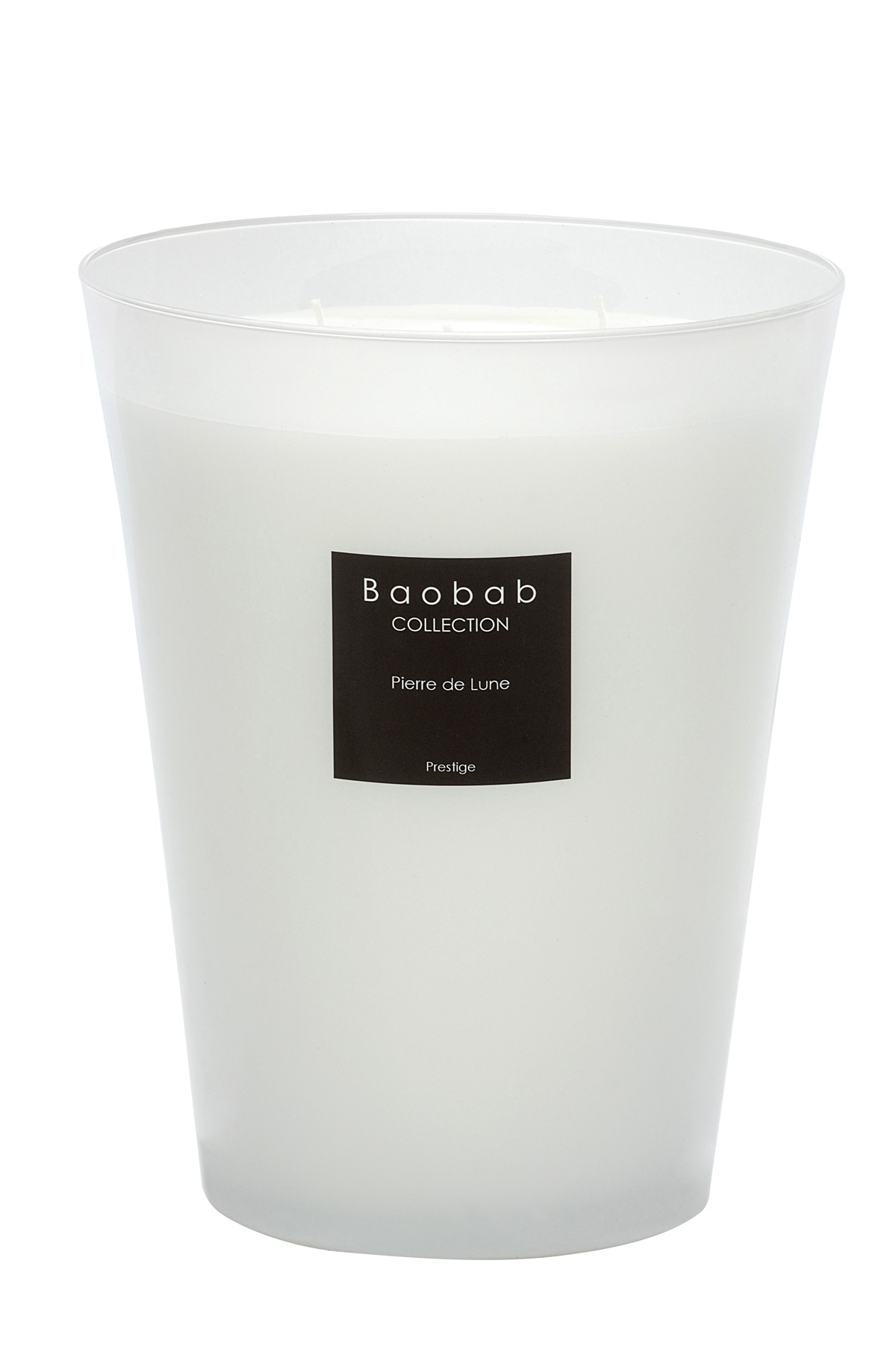 Bougie Baobab Paris Bougie Max 24 Pierre De Lune De Baobab Collection