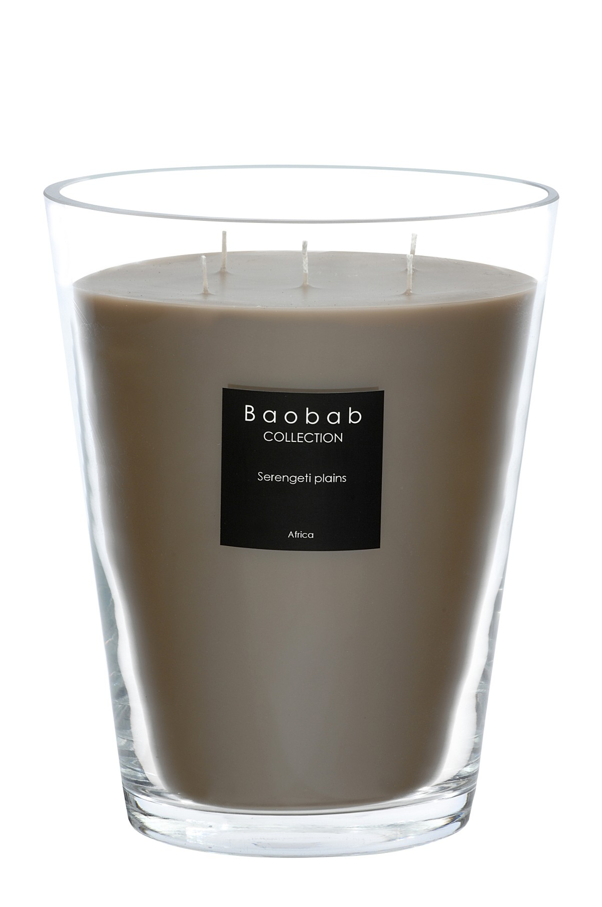 Bougie Baobab Paris Bougie Max 24 Serengeti Plains De Baobab Collection