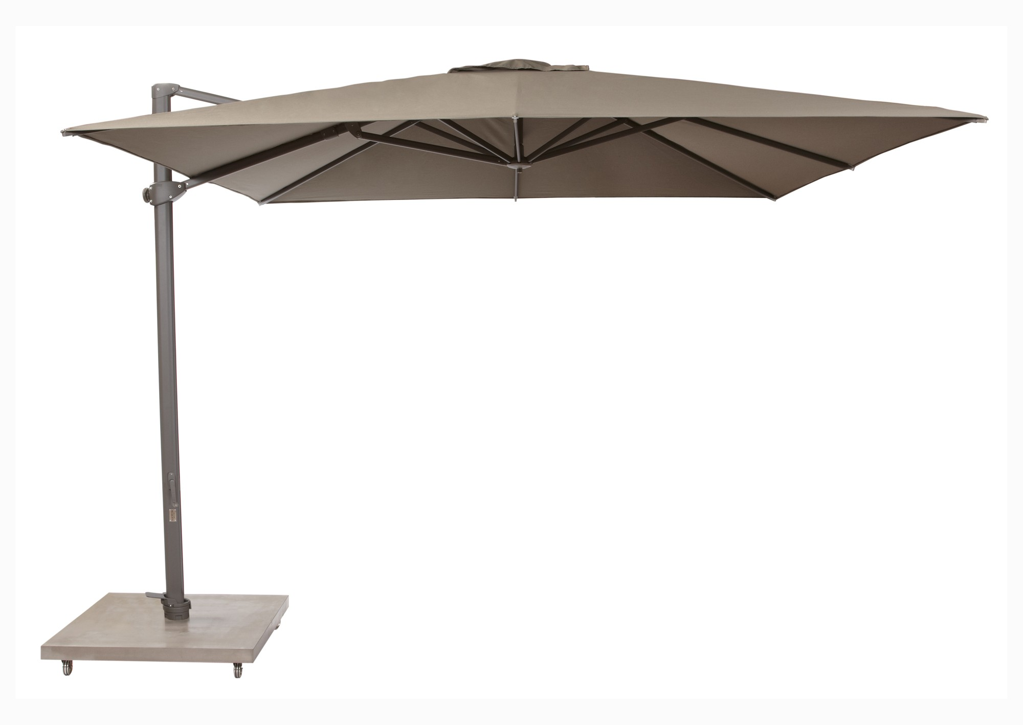 Castorama Parasol Parasol Rectangulaire Inclinable Castorama Maison Design