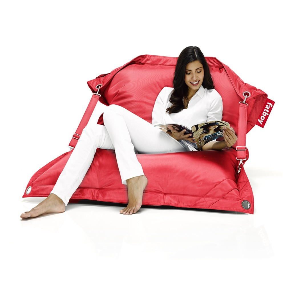 Pouf Exterieur Rose Pouf The Buggle Up De Fatboy Rouge
