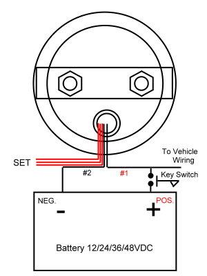 12 Volt Voltmeter Wiring Diagram Index listing of wiring diagrams