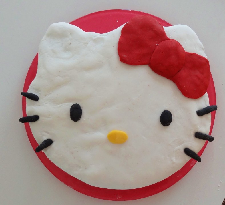 Hello Kitty Küchenmaschine Hello Kitty Torte | Lecker-schmecker