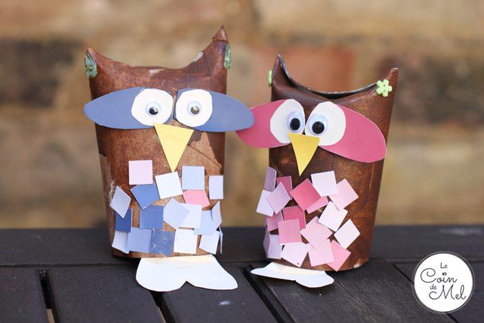 Owls - Crafts