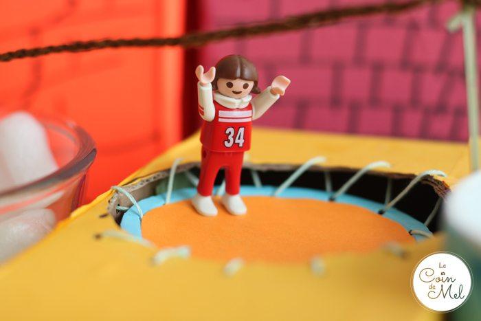 Playmobil Trampoline