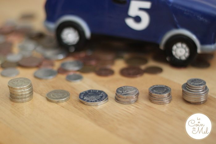 Using Money for Numeracy